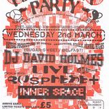 David Holmes' first set at Herbal Tea Party Manchester 2nd March 1994