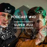 Mute/Control Podcast #42 - Super Flu