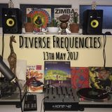 Diverse Frequencies 13th May 2017