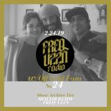 FREQ VZZN RADIO #24 w/Off Grid Fam