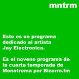 Monotrema- IX: Jay Electronica (2014.04.22)