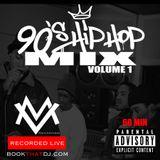 90's Hip Hop Mix Vol. 1 - DJ Max Vader