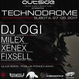 Fixsell - Live @ Technodrome, Outside (Osijek) 27.05.2017.