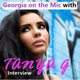 KCL RADIO - TANYA G  +  @GEORGIAONTHEMIC PHONE  INTERVIEW ! - 14.03.2017