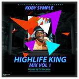 Highlife King Mix hosted by Dj benjesse