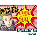 Mikes Top 30 of 2018 Part 2 (11-20)