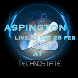 At TECHNOSTATE - Deep and progressive Psytrance Live dj set by ASPINGTON in Stockholm