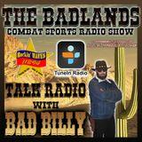 The Badlands Combat Sports Radio Show (August 17, 2017)