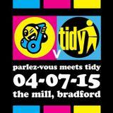 Floor Jacker Promo Mix Parlez-Vous Vs Tidy Sat 4th July 2015 @ The Mill Bradford