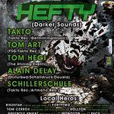 Tom Art @ Takto's B-Day Session withHefty Darker Sounds @ Inside Emmendingen (22.02.2014