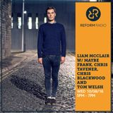 Liam McClair w/ Maybe Frank, Chris Tavener, Chris Blackwood and Tom Welsh 10th August 2016