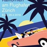 Zurich Airport presents CALIFORNIA LOVE