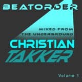 Beatorder mixed from the Underground Vol.1