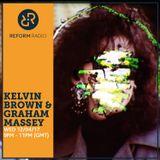 Kelvin Brown & Graham Massey 12th April 2017