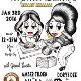 Lowrider Sundays D Collective and Mrs.Spider Face Tilden