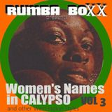 Women's Names in CALYPSO - Vol.3