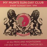 Hermit - Mums The Word @ The Frog & Nightgown, Boxing Day 94