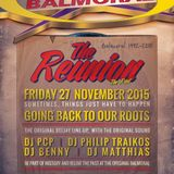PCP @ Balmoral The Reunion 27 - 11 - 15.(Warm - Up Part2).