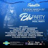 Sydney Blu @ The Blu Party 5th Anniversary, Clevelander Hotel (WMC 2014, Miami) - 25-Mar-2014