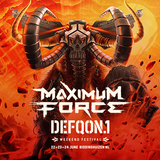 Cyber @ Defqon.1 Weekend Festival 2018 - Sunday - UV Stage