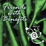 Friends with Benefits mixed by DJ CB₁  guest mix on Low Frequency Flex with Special Ed 8/30/17