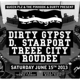 Treee City live @ Illegal June 2013