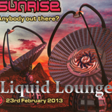 Liquid Lounge - Indigenous Beats... (Live @ Sunrise Feb 2013)