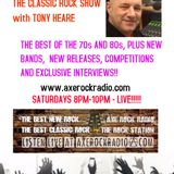 '100% Proof' rock show on axe rock radio Saturday February 11th 2017