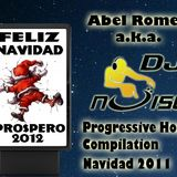 Abel Romeo a.k.a. Dj Noise - Progressive House Compilation Navidad 2011