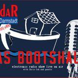 Chris Cok - Das Bootshaus live on Air mit Parwes Shir & Dj Lausch