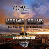Kosmic Sound (Absolute Trance Radio) EP02 ft. CAS (INDIA) (13th Nov 2015)