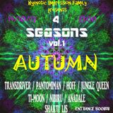 Anadale - MIx from 4seasons/vol.1/Autumn/14.10.17@LincolnClub