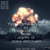 Fabio Orru - Time Differences 233 (23rd October 2016) on TM-Radio