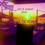 Kondo Beach Summer 16 by Dava Di Toma