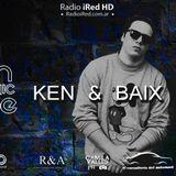Urban Electronic Dance. Prog viernes 29/7 en RadioiRedHD #SET #EnVivo #Ken&Baix.