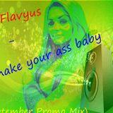 Dj Flavyus - Shake your ass baby (September 2013 Promo Mix)