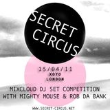 Secret Circus Competition Mix