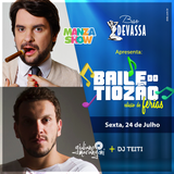 Teiti - Baile do Tiozão Edição de Férias 24/07/2015