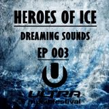 Heroes Of Ice - Dreaming Sounds - EP 003 (Miami Special)
