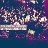 Budai @ Születésnap AllNightLong 2017.02.25 Kasino Part2