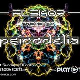 Flekor - Psicodelia 017 (with ATG Guestmix)