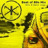 DEEKAY - Best Of 80s Mix - Hits & Dance Songs