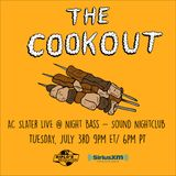AC Slater - The Cookout 106 (Live @ Night Bass - Sound NightClub)