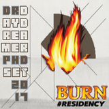 BURN RESIDENCY 2017 – a.k.a. Bedroom Broadcast VOL3, Bright Vibes  - Dr. Daydr3amer PhD