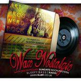 Wax Nostalgic #67: ART PROG NERD ROCK