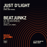 JUST D'LIGHT @ Booha Music Session 18.05.2018