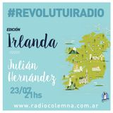 #RevolutioRadio - 'Especial Irlanda' (23/07/2015)