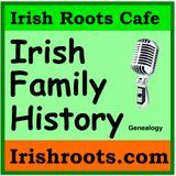 Mike O'Laughlin at the Irish Roots Cafe: with special Irish Genealogy notes