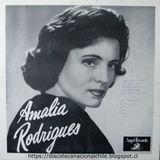Amalia Rodrigues. 3AC-42010. Angel Records. 1955. Chile