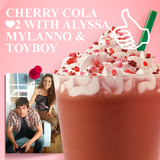 CHERRY COLA #2 WITH ALYSSA MYLANNO & TOYBOY